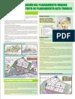 Reestructuración Del Planeamiento Urbano Integral