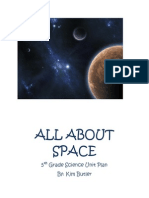 all about space unit plan