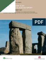 1 Stonehenge LaserScan ArchaeologicalAnalysisReport (Abbott 2012)