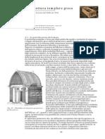 Dispensa 4 - Architettura Greca