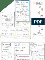 Rangkuman Matematika smk kelas 1-3