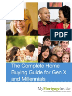 Home Buying Guide for Gen X and Millennials