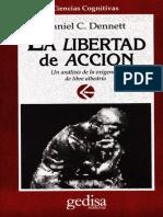 La Libertad de Accion Daniel Dennett