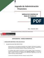 Presentacion MCPP Implantacion MEF
