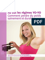 Brochure Régimes Yo-Yo