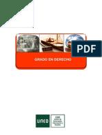 SALIDAS PROFESIONALES DE DERECHO UNED