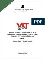 Estudo Prévio VLT Parte I