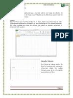 Glosario de Excel 2013