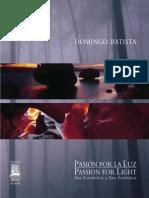 2003_BATISTA_Pasión por la luz_Portada