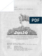 The Friends of Durruti - A Chronology