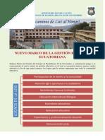 Actividad 1.1 Nuevo Marco de La Gestión Eduativa Ecuatoriana