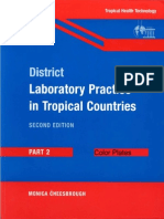 District Laboratory Practice in Tropical Countries, Color Plates