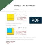 Resumo de Matemática