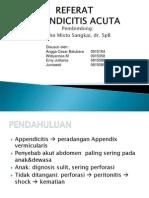 Referat App