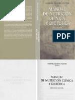 Medicina - Manual de Nutricion Clinica y Dietetica