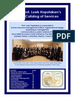 2015 Hopstaken Catalog