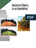 Nuevas Tendencias en El Diseño y Construcción Con Geosintéticos