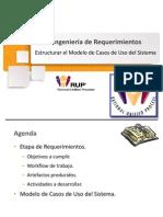 S09-1 Requerimientos _Estructurar el Modelo de Casos de Uso del Sistema_.ppt