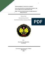 Karya Tulis Pencemaran Sungai oleh Limbah Batik dari Industri Batik di kota Pekalongan (Repaired).docx