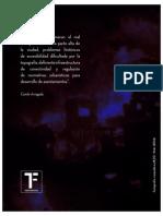 La Gestión Urbana y El Incendio de Valparaíso - Algunas Lecciones de Política Pública Regional y Urbana