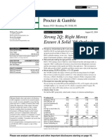 PG Analyst Report