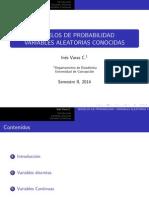 Clase 4 - Modelos de Probabilidad