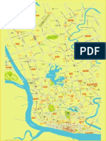 Yangon Map (2013)