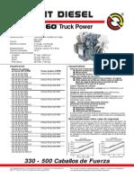 Serie 60 datasheet