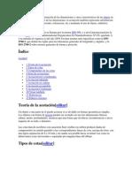 La acotación es la representación de las dimensiones y otras características de un objeto en el dibujo técnico.docx