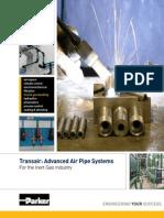 2012 Transair Inert Gas Brochure