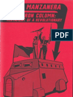 Elias Manzanera the Iron Column - Testament of a Revolutionary