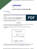 Ejemplo Aplicacion Capas V2008