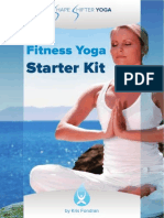 Shape Shifter Yoga Starter Manual