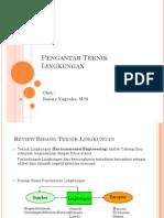 Pengantar Teknik Lingkungan