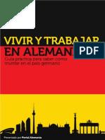 Vivir y Trabajar en Alemania Mercado Laboral Aleman