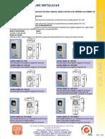 23- Cajas de Empalme Metalicas - Plasticas - Especiales_Rev6