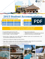 Student Accommodation 20151