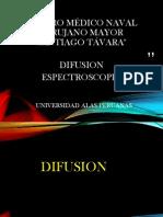 DIFUSION-ESPECTRO