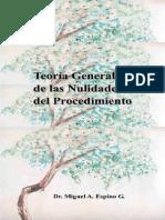 TEORIA GENERAL DE LAS NULIDADES PROCESALES - MIGUEL ESPINO.pdf