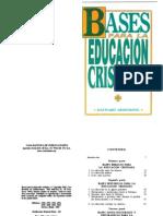 Bases Para La Educacion Cristiana - Hayward Armstrong