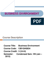 Lec 1 - Business Environment