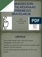 Ppt Hiperemesis