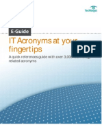 Tech Target IT Acronyms