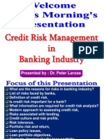 Credit Risk Management Lecture (1)