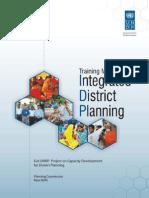 Training Modules IDP