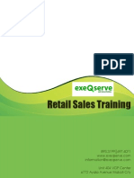 Retail Sales Training From ExeQserve