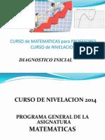 1c Matematicas Programa Curso Nivelacion