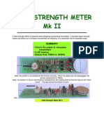 Field Strength Meter