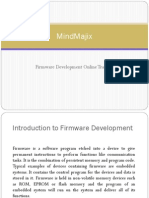 Firmware Development Online Training