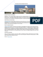 Why Study in Wenzhou Medical University